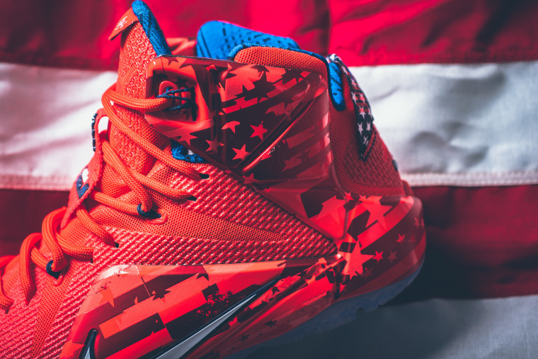 "Nike Lebron XII ""Independence Day"""