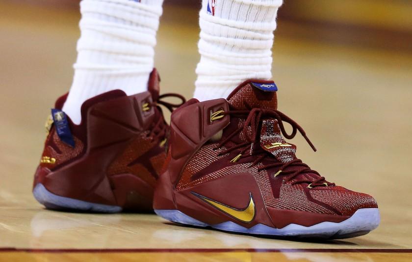 Nike Lebron 12 PE