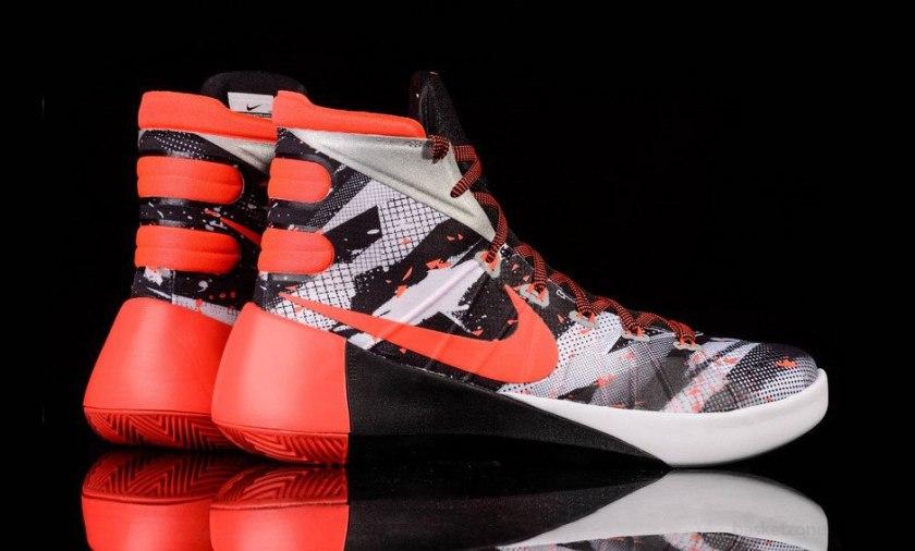"Nike Hyperdunk 2015 Premium ""Bright  Crimson"""
