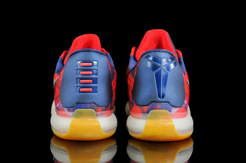 "Nike Kobe X ""Independence Day"""