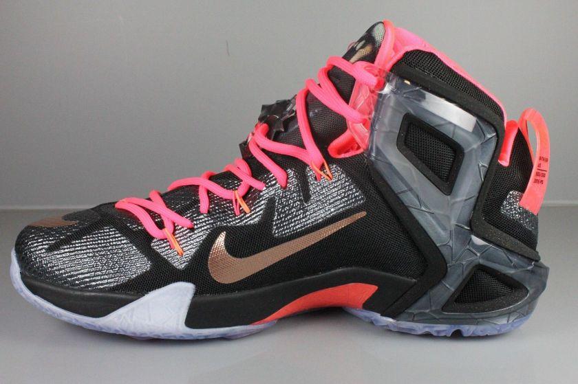 "Nike Lebron 12 Elite ""Rose Gold"""