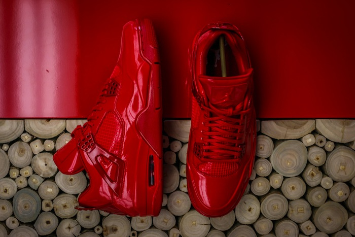 """Air Jordan 11Lab4 """"Red"""""""