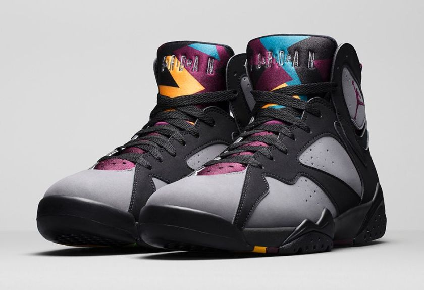"Air Jordan VII Retro ""Bordeaux"""