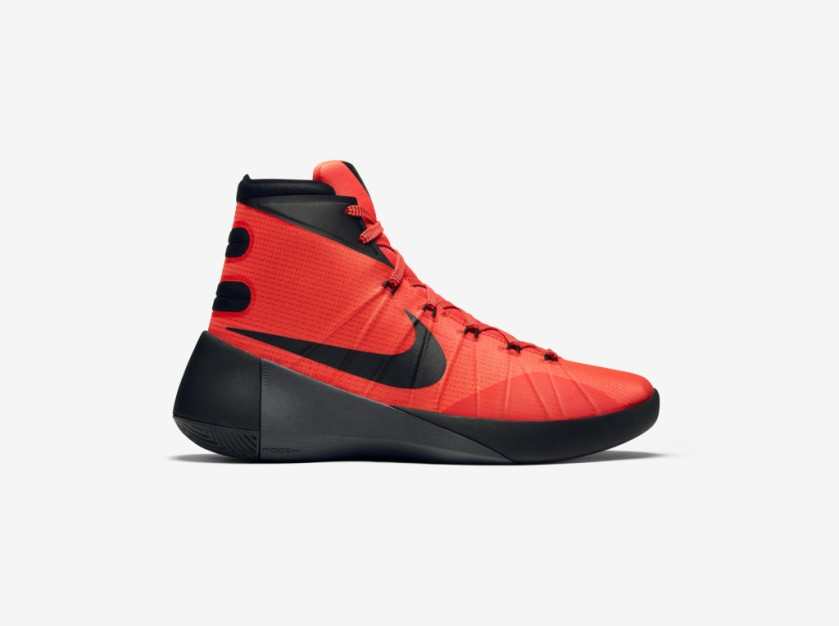 "Nike Hyperdunk 2015 ""Bright Crimson/Black"""