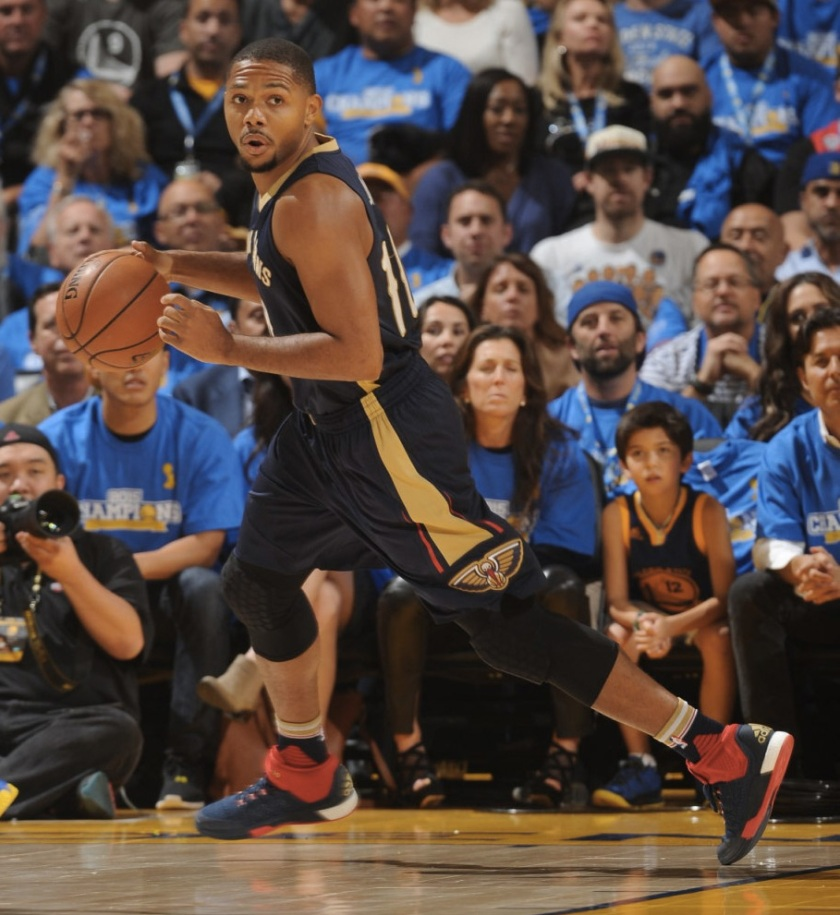 Adidas Crazylight Boost 2015 (Eric Gordon)