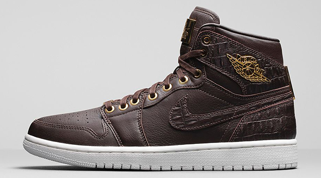 "Air Jordan 1 Pinnacle ""Croc"""