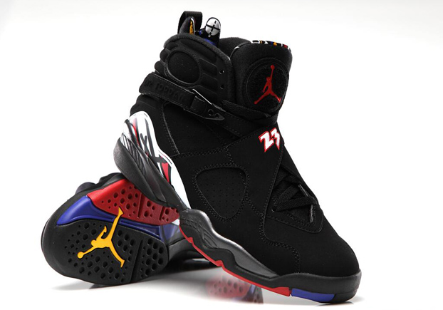 "Air Jordan 8 ""Playoffs"""