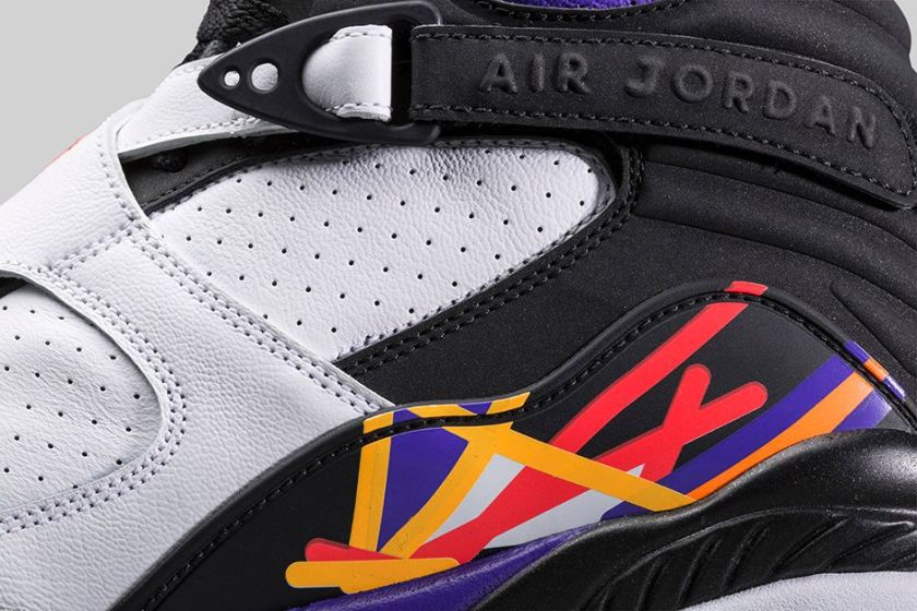"Air Jordan 8 Retro ""Three-Peat"""