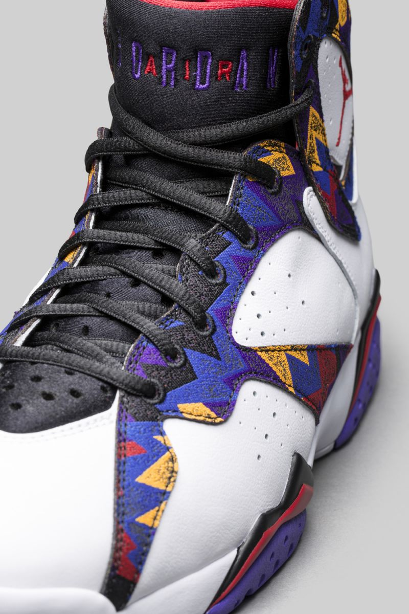 "Air Jordan VII Retro ""Sweater"""