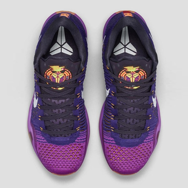 "Kobe X Elite Low ""Draft Pick"""