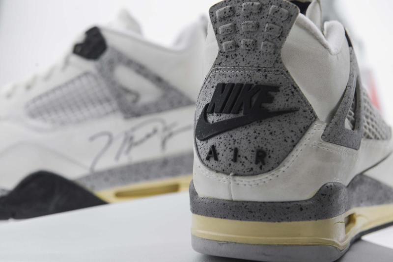 "Air Jordan IV ""Cement"""