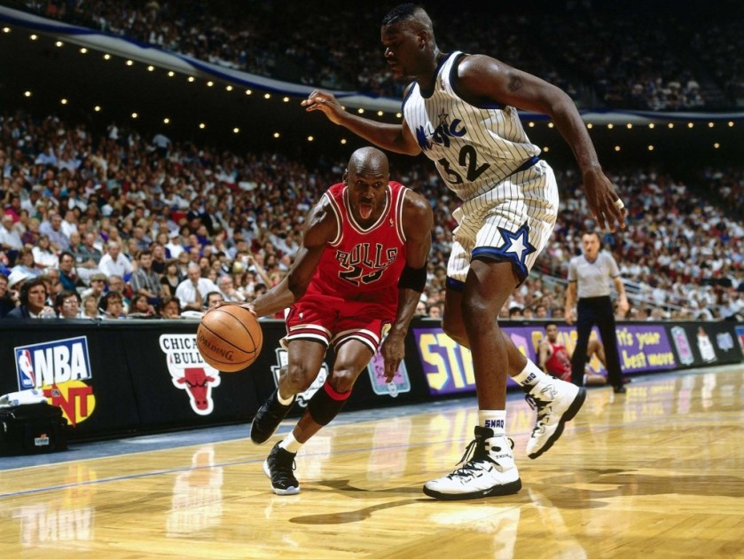 Michael Jordan Air Jordan 11 Space Jam