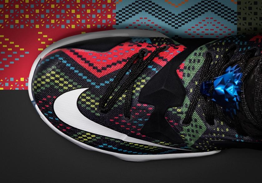 "Nike Lebron XIII ""BHM"""