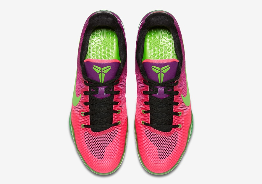 nike-kobe-11-mambacurial-pink-flash-action-green-release-date-3