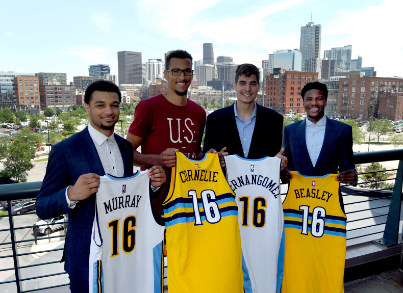 Denver Nuggets top draft picks