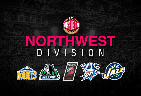 northwest-division-nba