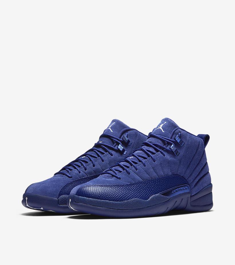 jordan 12 azul