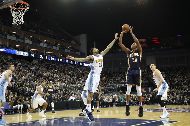2017 NBA Global Games - Indiana Pacers v Denver Nuggets - London
