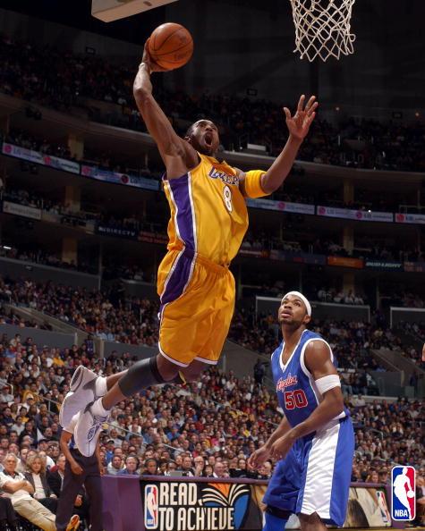 Bryant dunks