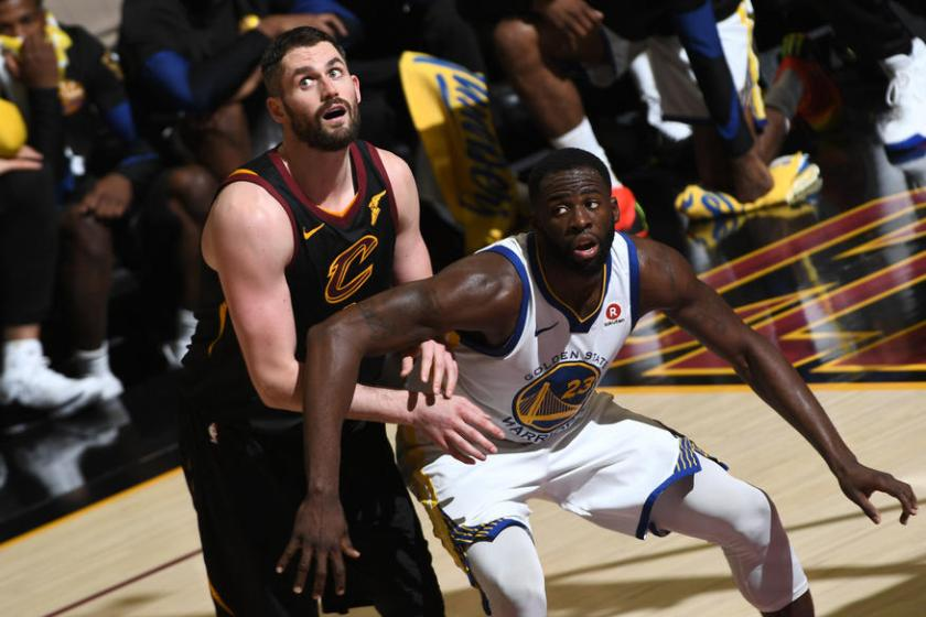 2018 NBA Finals - Game Three