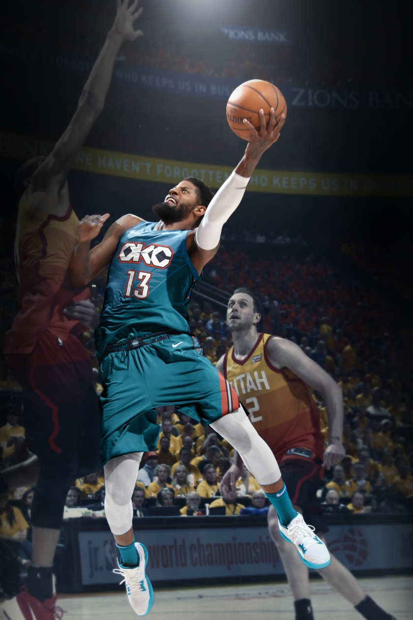 Oklahoma City Thunder v Utah Jazz - Game Three