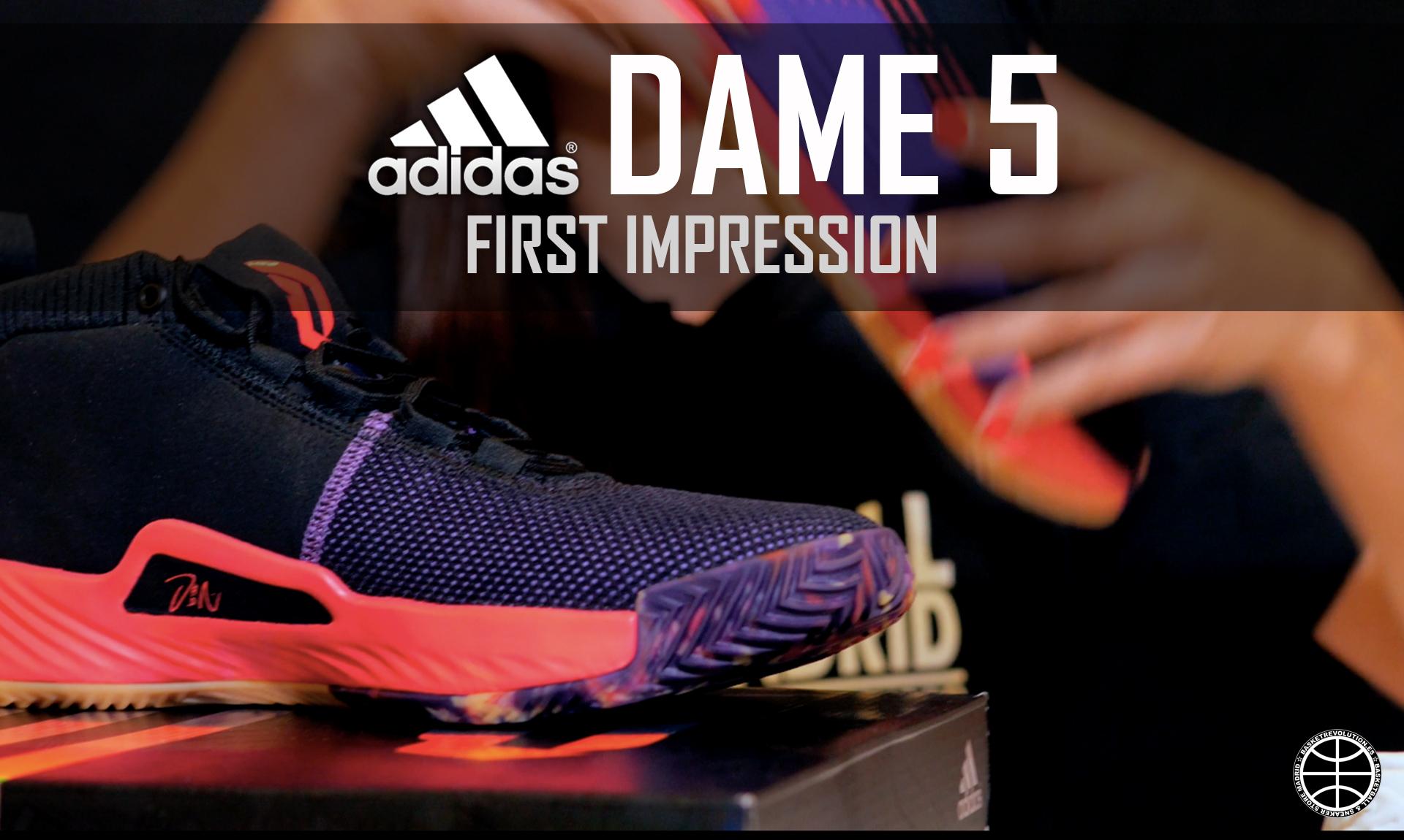 Revolution Basket Dame Adidas 5 Impression – First O0PXNn8wk