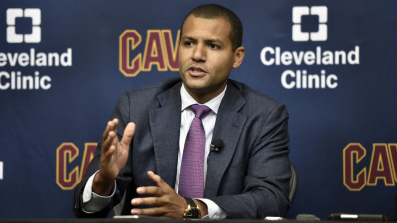 Cleveland Cavaliers Introduce General Manager Koby Altman